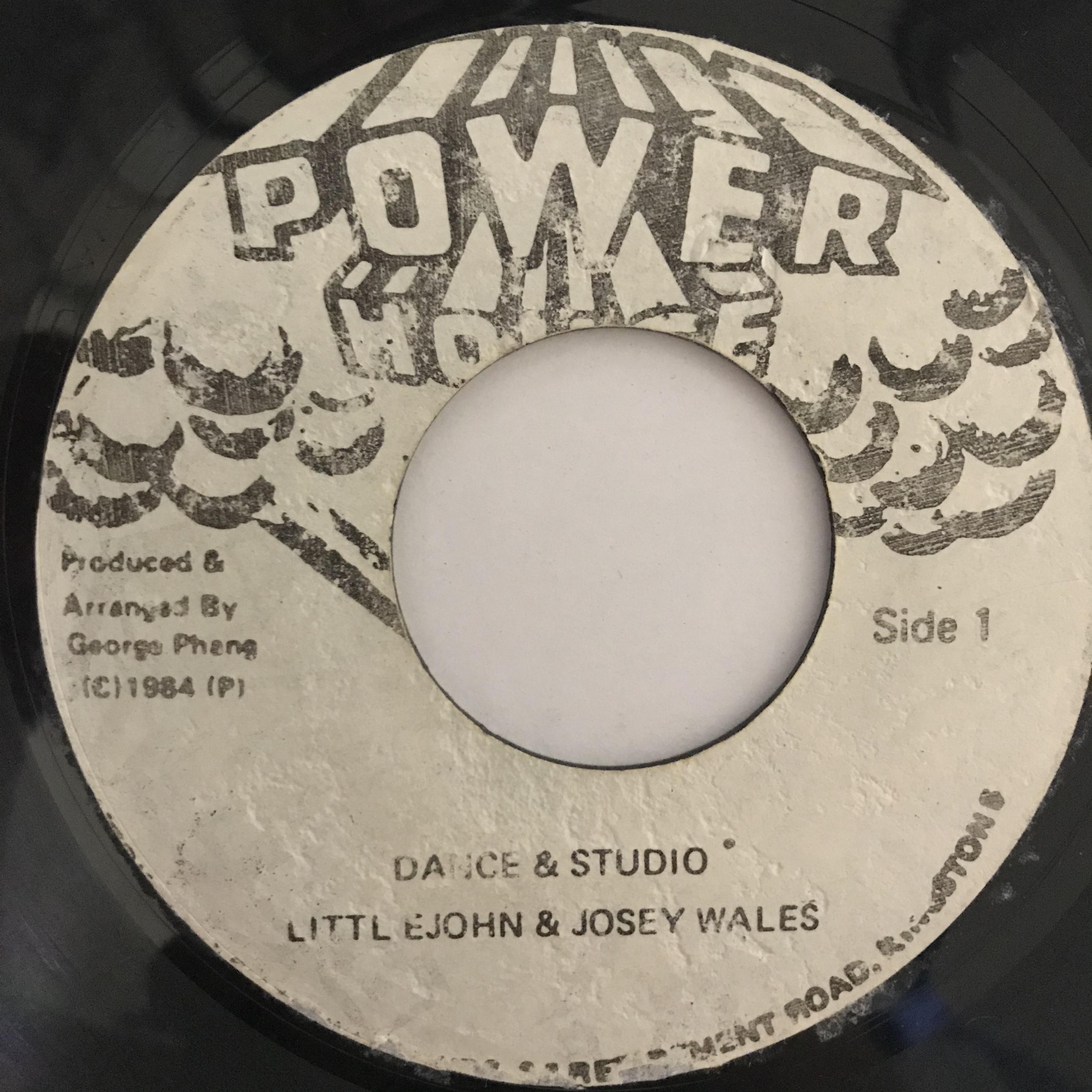 Little John & Josey Wales - Dance & Studio【7-10785】