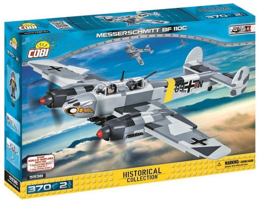 COBI #5538 メッサーシュミット Bf110C
