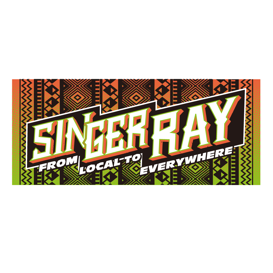 RAY OFFICIAL TOWEL 2017(LIME&YELLOW)