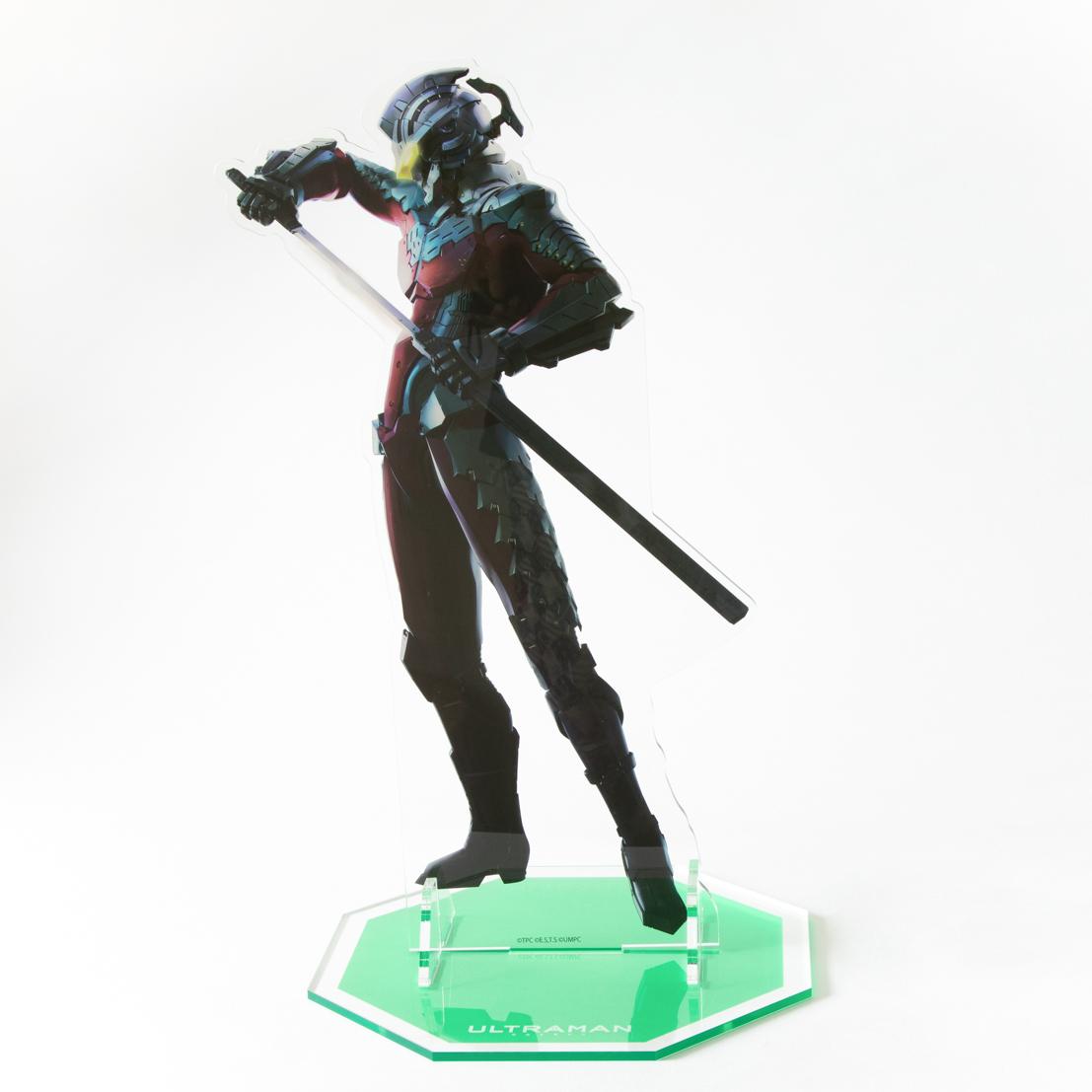アニメ「ULTRAMAN」アクリルフィギュア600-SEVEN-