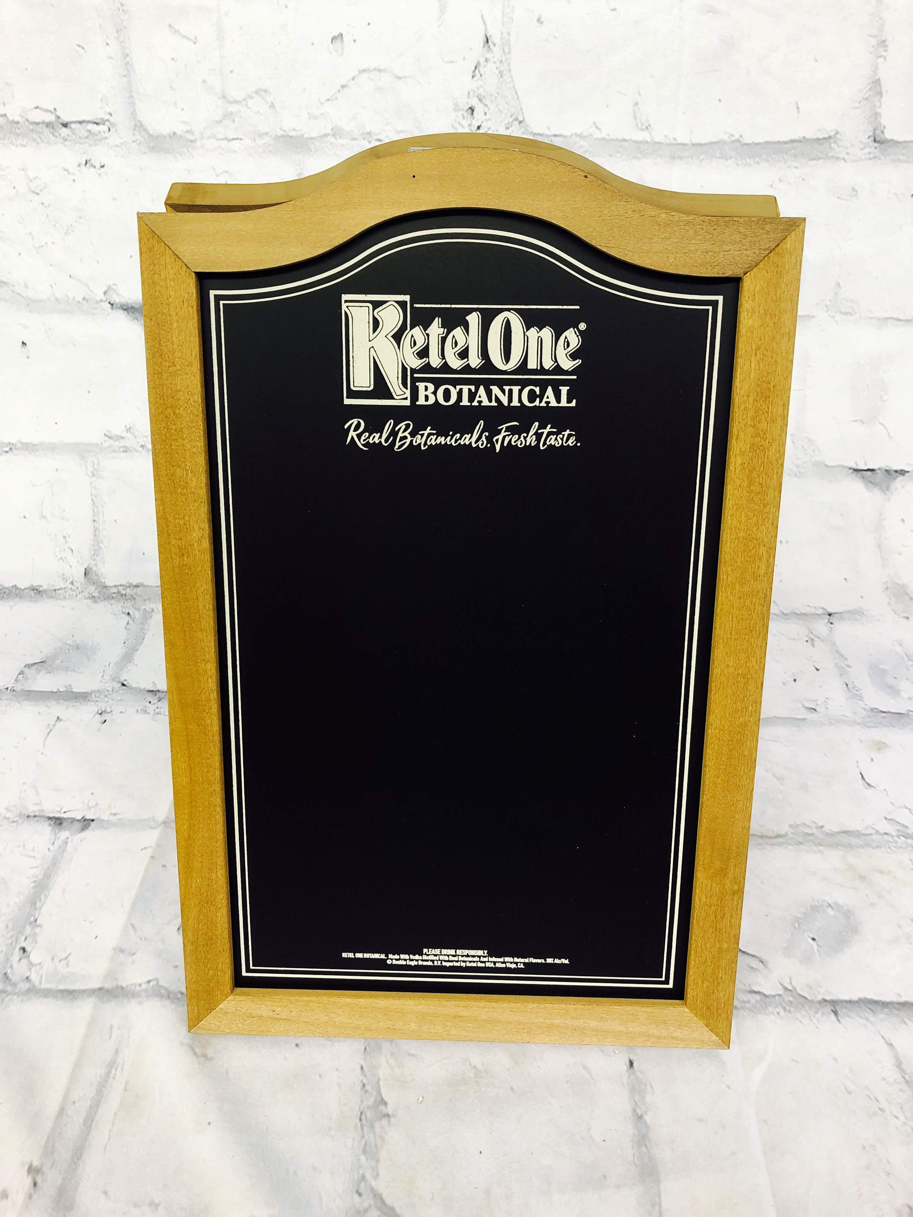 品番0030 サインボード 『Ketel One(ケテル ワン)』 スタンド 看板 アメリカン雑貨