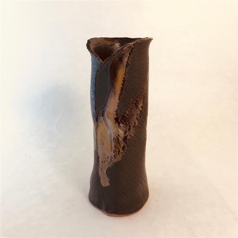 いそべ陶苑9-13 つつ花瓶