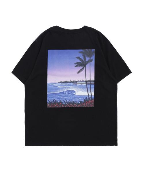 """Opus Inn × STUDIOUS """"Time Stand Still Print T-Shirt"""""""