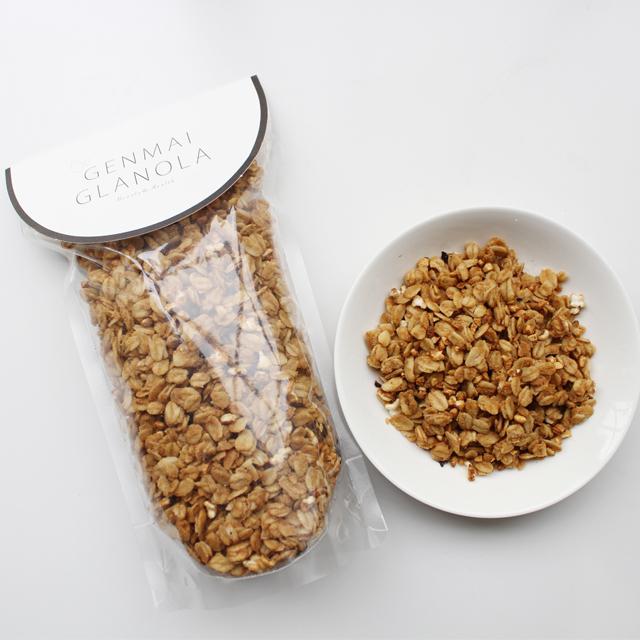 玄米グラノーラ きなこ大豆ミックス 200g