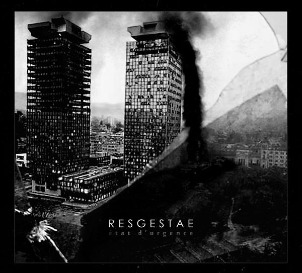 RESGESTAE - Etat d'Urgence CD - 画像1