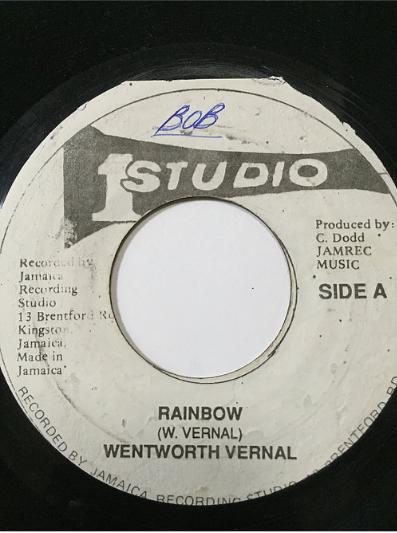 Wentworth Vernal (ウェントウォースバーナル)- The Rainbow【7'】