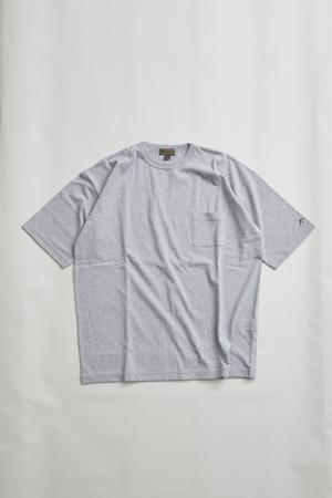 ワイドTシャツソリッド / WIDE T-SHIRT SOLID
