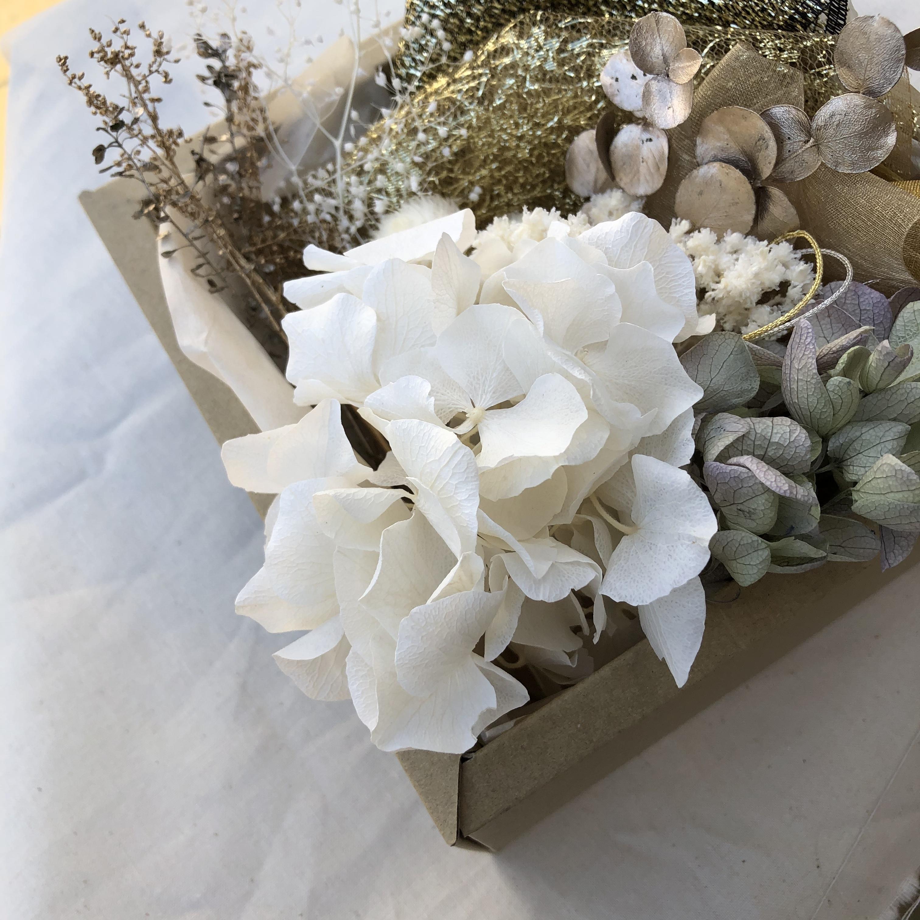 épica original flower(white×gold)new ver.