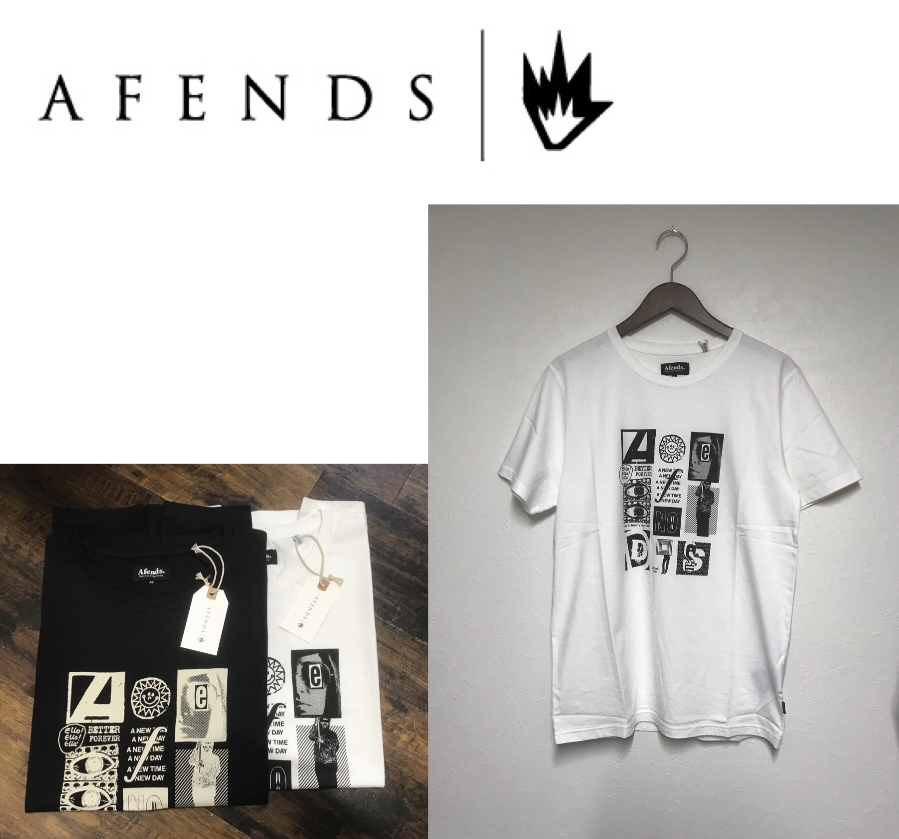 AFENDS. Better Forever Tee