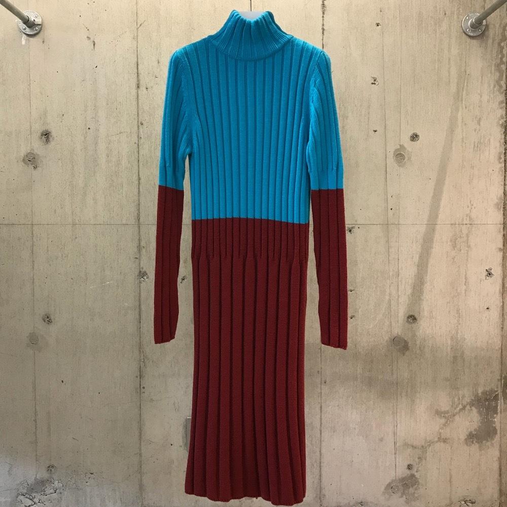 BELPER LONG KNIT DRESS
