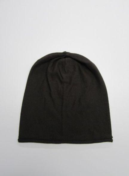 【送料無料】こころが軽くなるニット帽子amuamu|新潟の老舗ニットメーカーが考案した抗がん治療中の脱毛ストレスを軽減する機能性と豊富なデザイン NB-6060|憲法黒茶(けんぽうくろちゃ) - 画像1