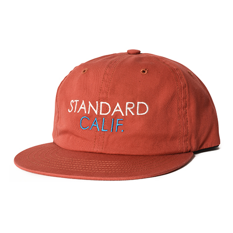 STANDARD CALIFORNIA #SD Logo Twill Cap