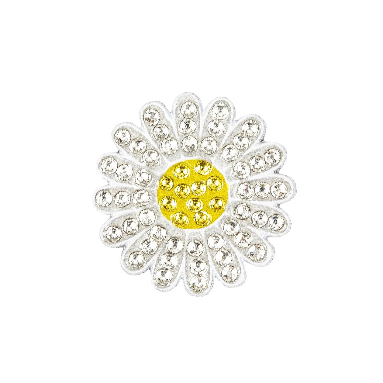 15. Sunflower White