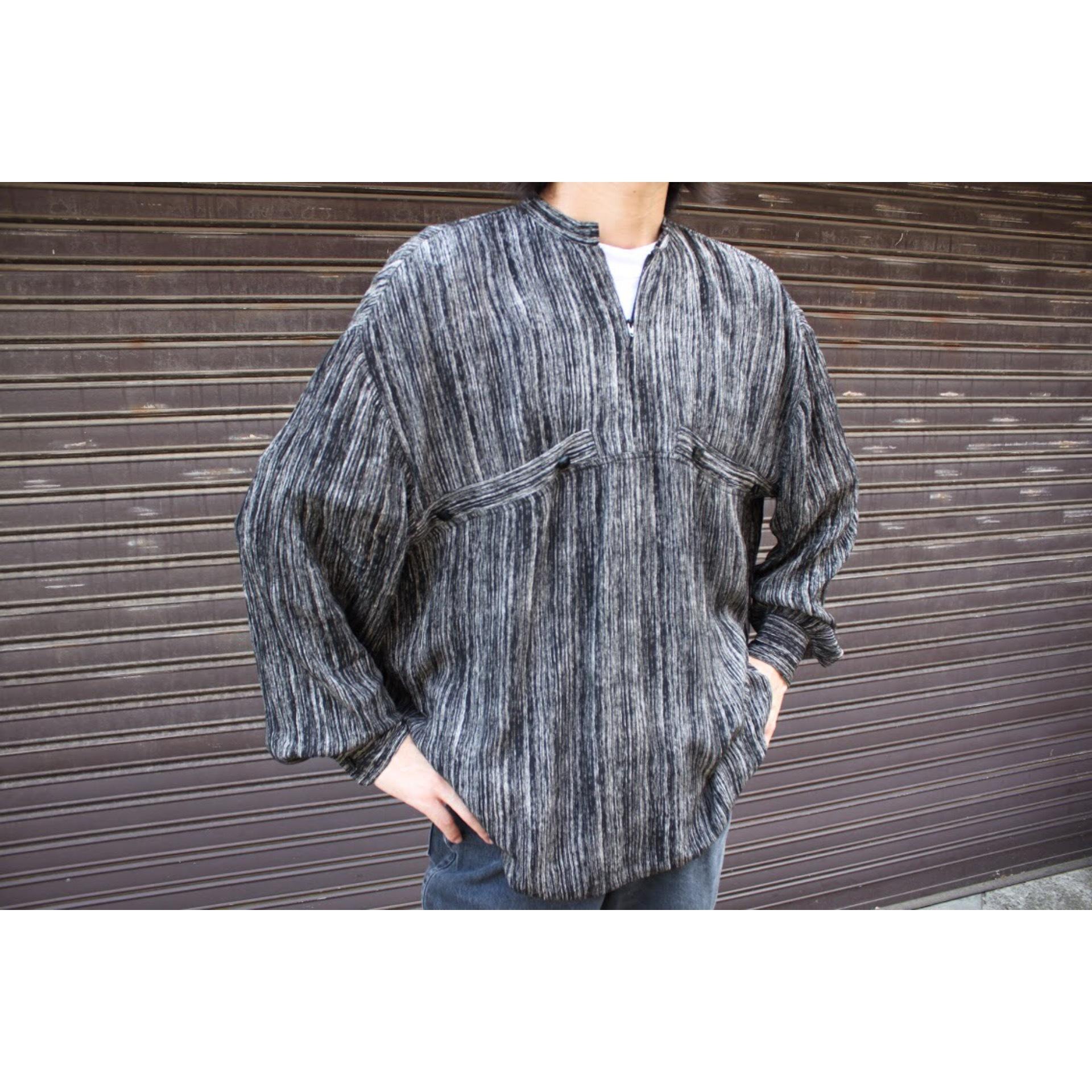 Vintage half zip shirt