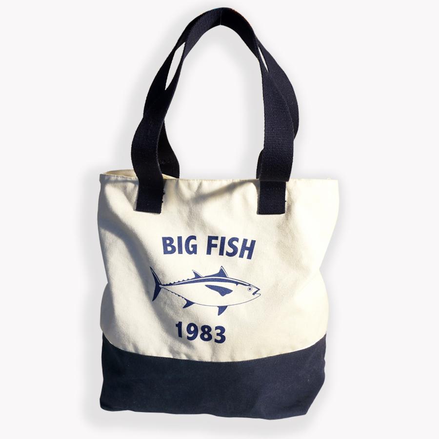 Sac cabas bigfish thon bigfish 1983 for Big 5 fishing