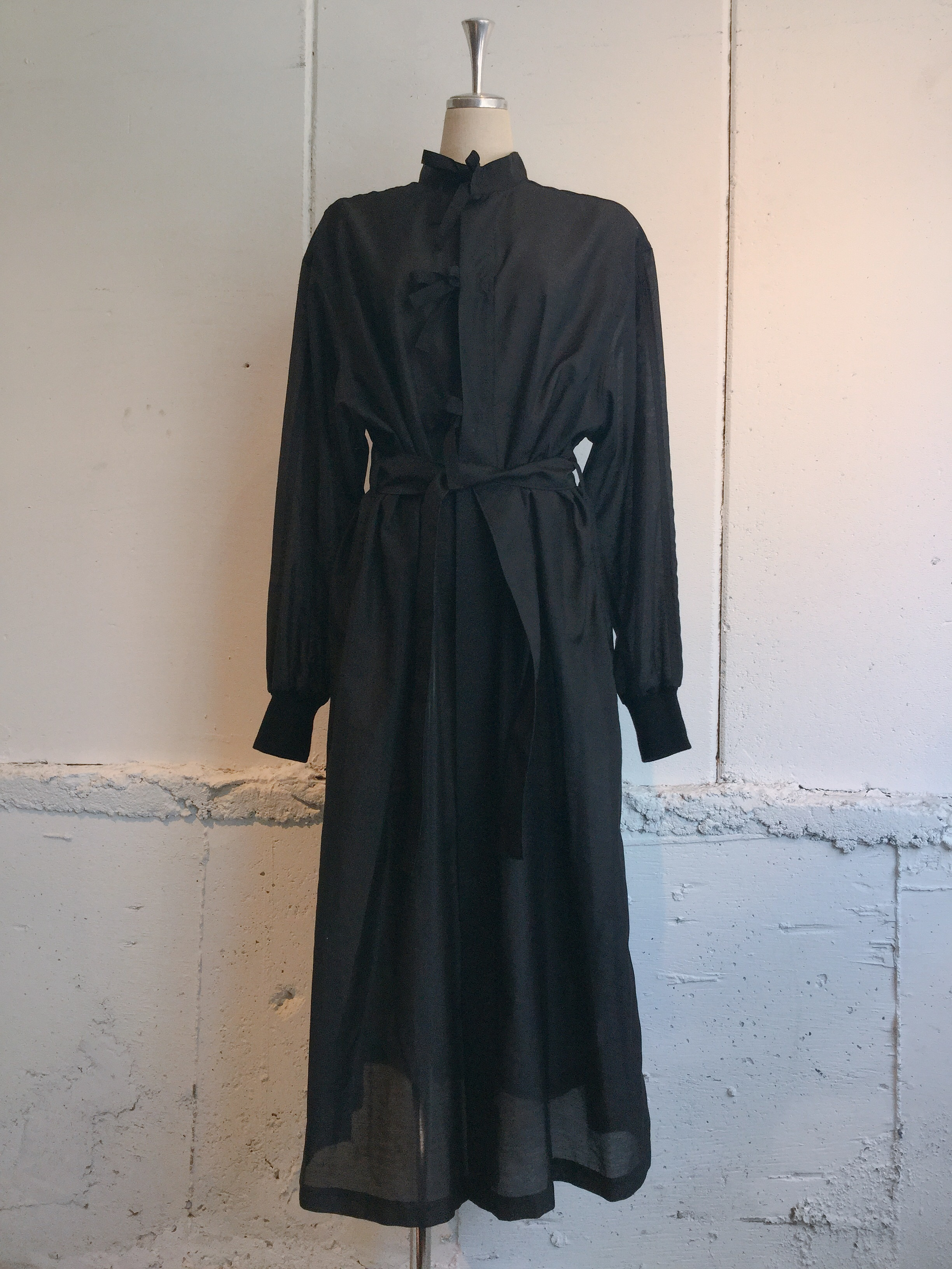 FILL THE BILL OPERATING ONEPIECE (BLACK)
