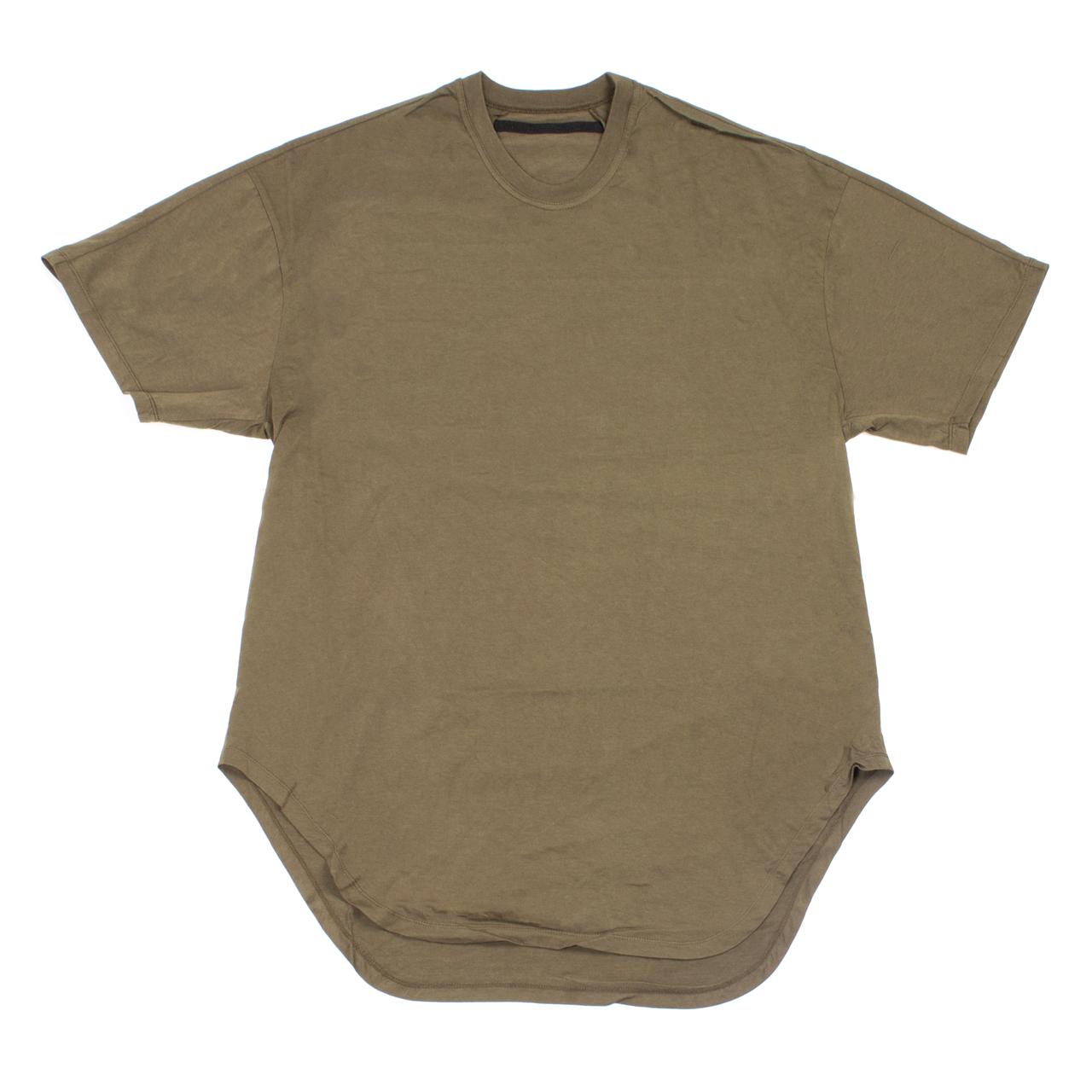 727CUM7-BROWN / オーバーサイズ Tシャツ