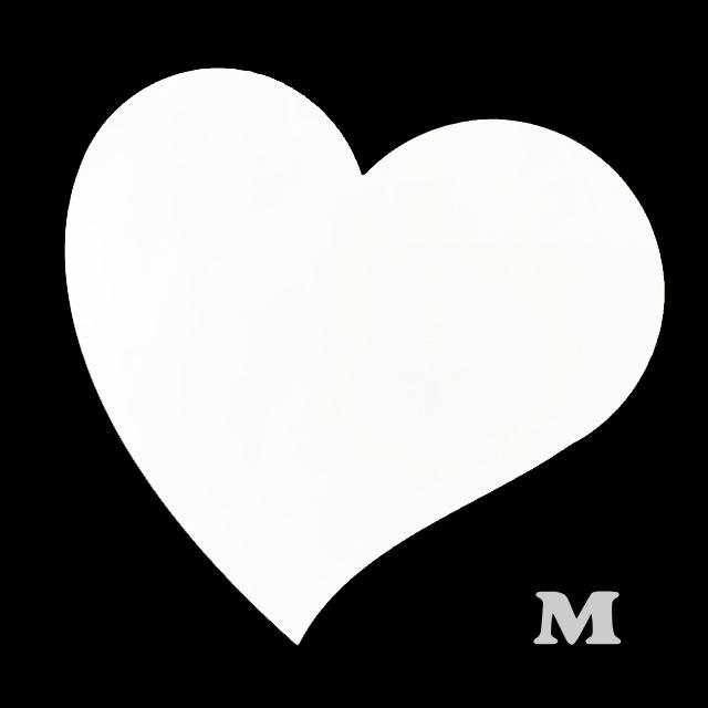 ハート型B(M)