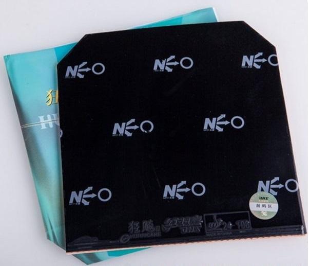 省狂NEO3(省チーム用キョウヒョウネオ3) ブルースポンジ (Hurricane NEO3 blue sponge for provincial team)
