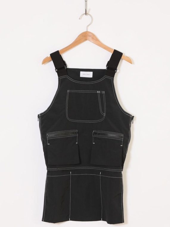 【HOLIDAY】ATTACHMENT WORK VEST