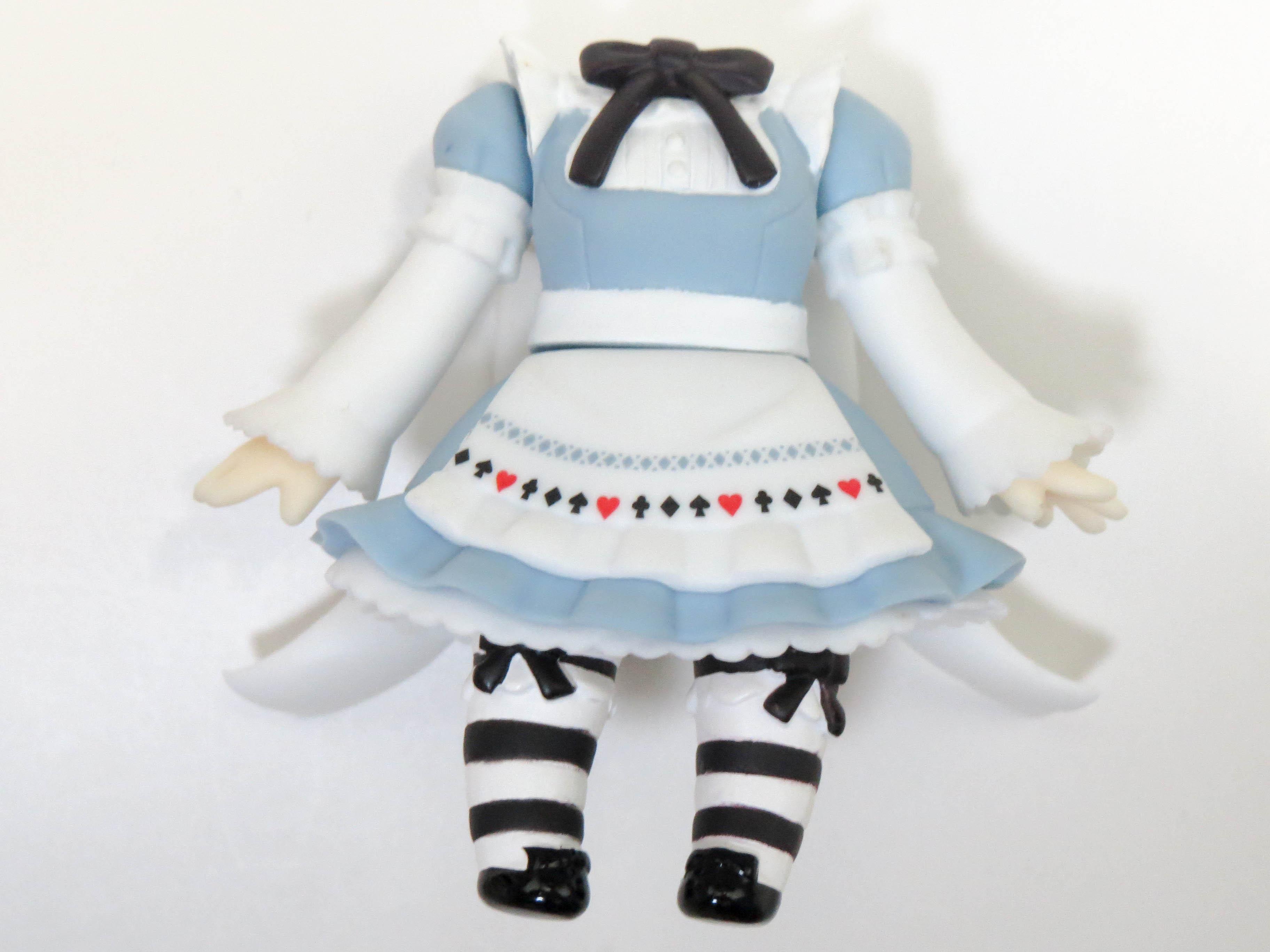 再入荷【296】 アリス 体パーツ ロリータドレス ねんどろいど