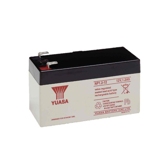NP1.2-12 GSユアサ製 小形制御弁式鉛蓄電池 NPシリーズ