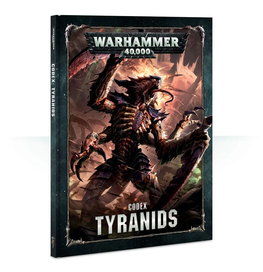 【20%OFF!】Codex: Tyranids (英語版・8版)