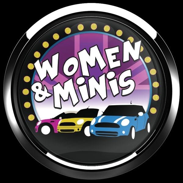 ゴーバッジ(ドーム)(CD0883 - CLUB Women & MINIs) - 画像3