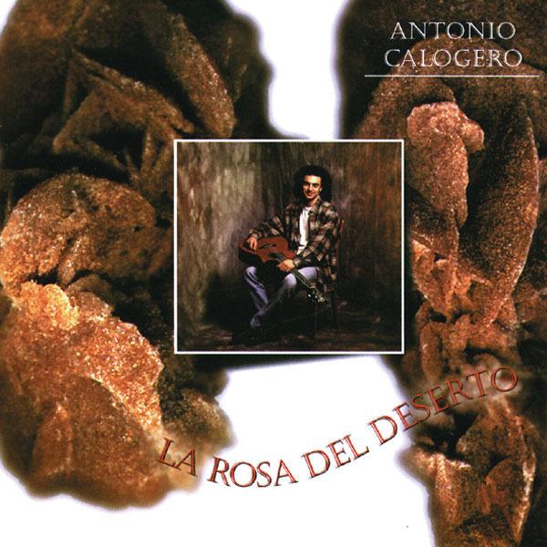 AMC1092 La Rosa Del Deserto / Antonio Calogero  (CD)