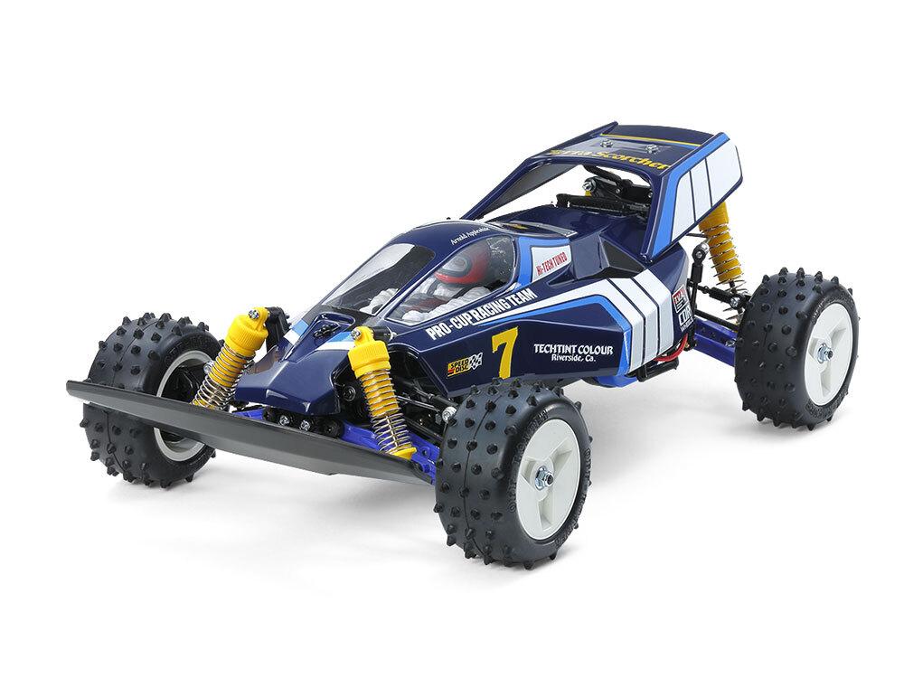 タミヤ 1/10RC スコーチャー (2020) RCカー組立てキット