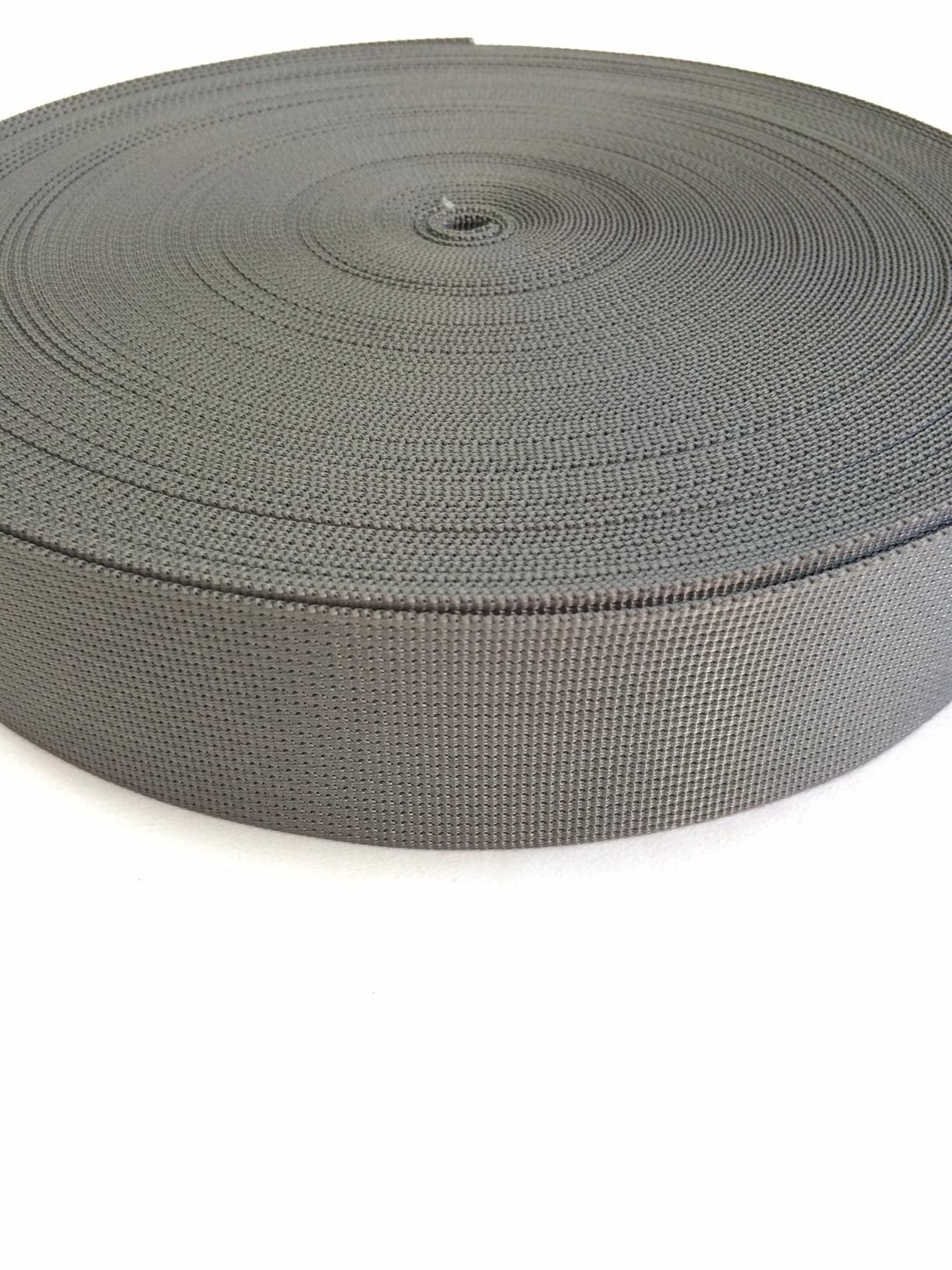 ナイロン  12本トジ  50mm幅  1.5mm厚 カラー(黒以外) 5m
