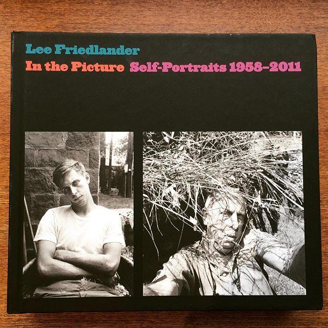 写真集「In the Picture: Self-Portraits, 1958-2011/Lee Friedlander」 - 画像1