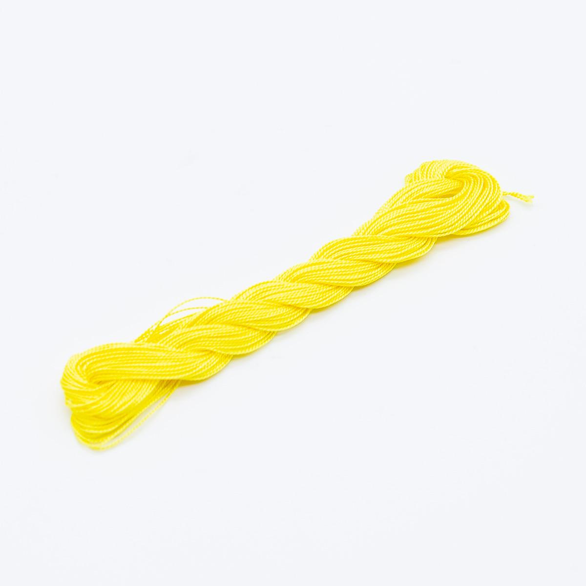 京の七夕さん飾り糸 黄