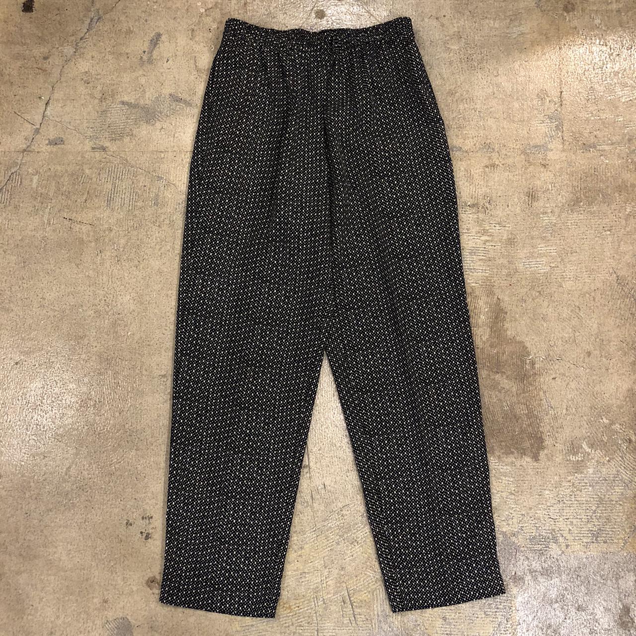 Alfreddunner Dot Easy Pants ¥5,200+tax