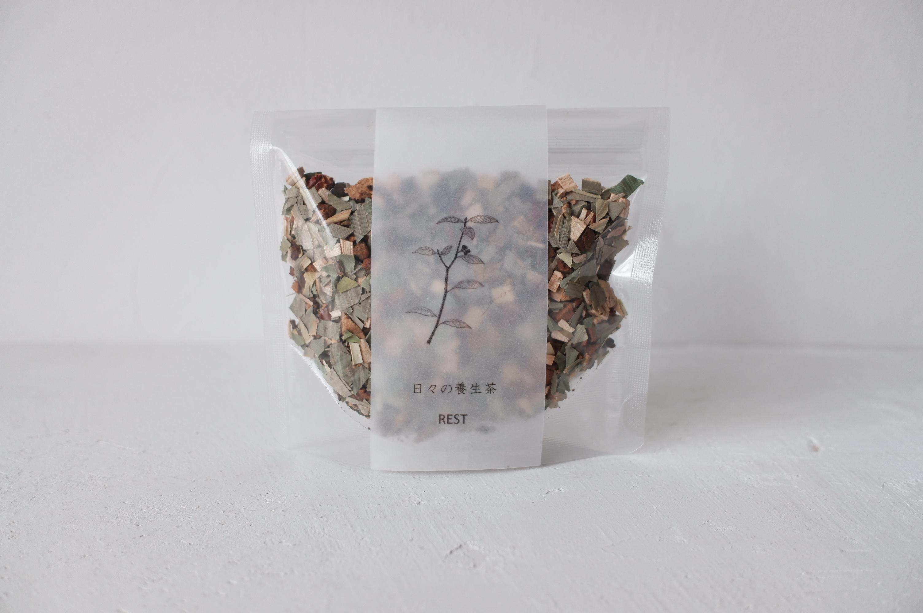 草々 sousou 日々の養生茶 〈 REST 〉 40g