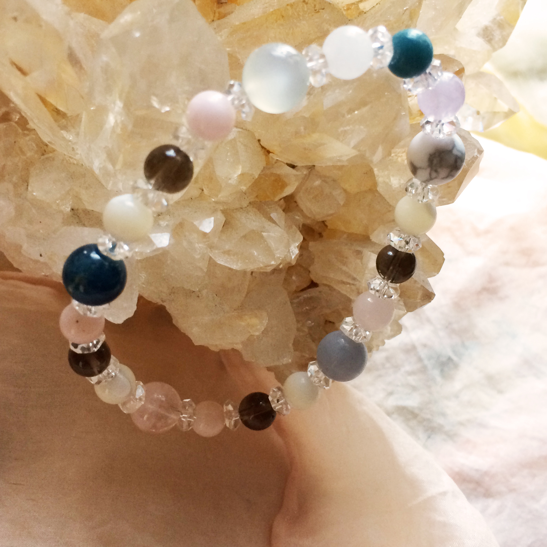 SEORITSU  瀬織津姫 gemstone bracelet