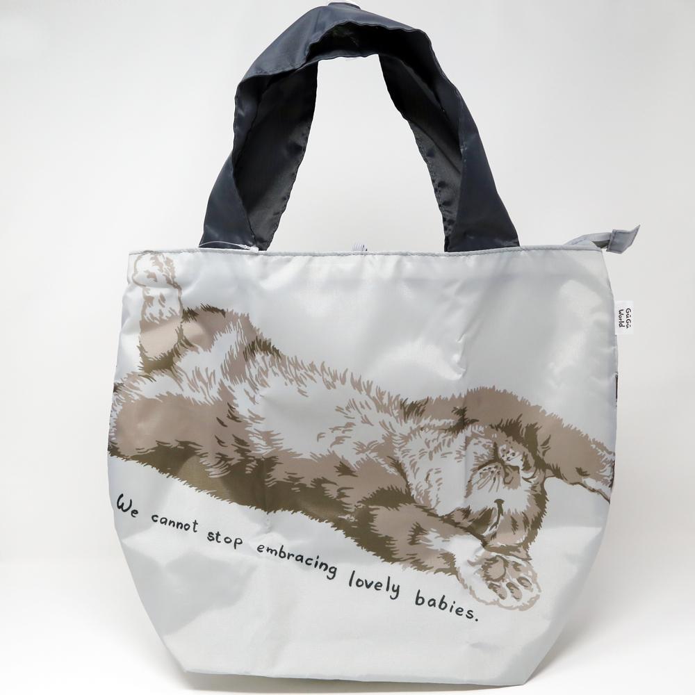 猫エコバッグ(グーグーワールドトートバッグ)