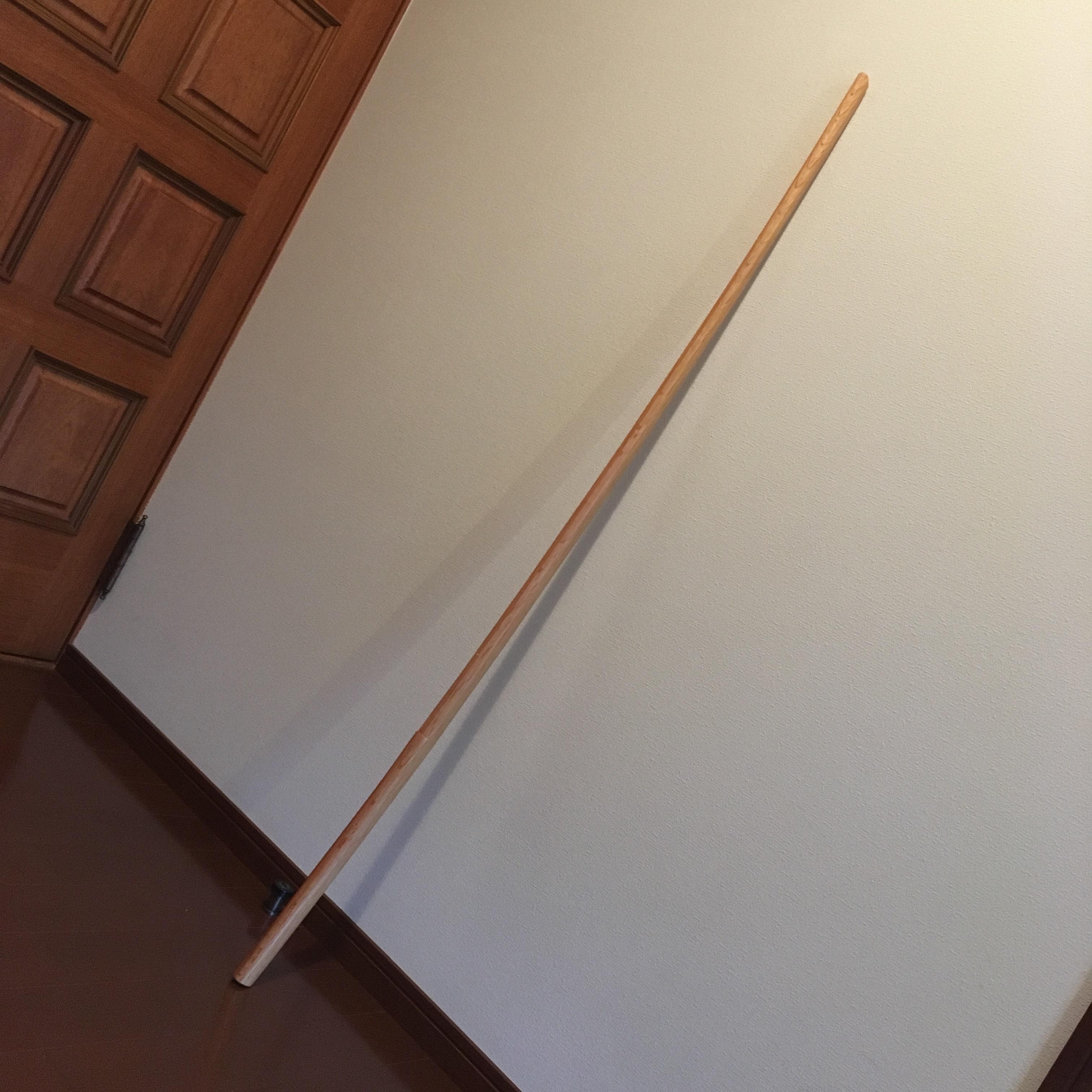 苗刀(大太刀)木刀 | 粋陽堂