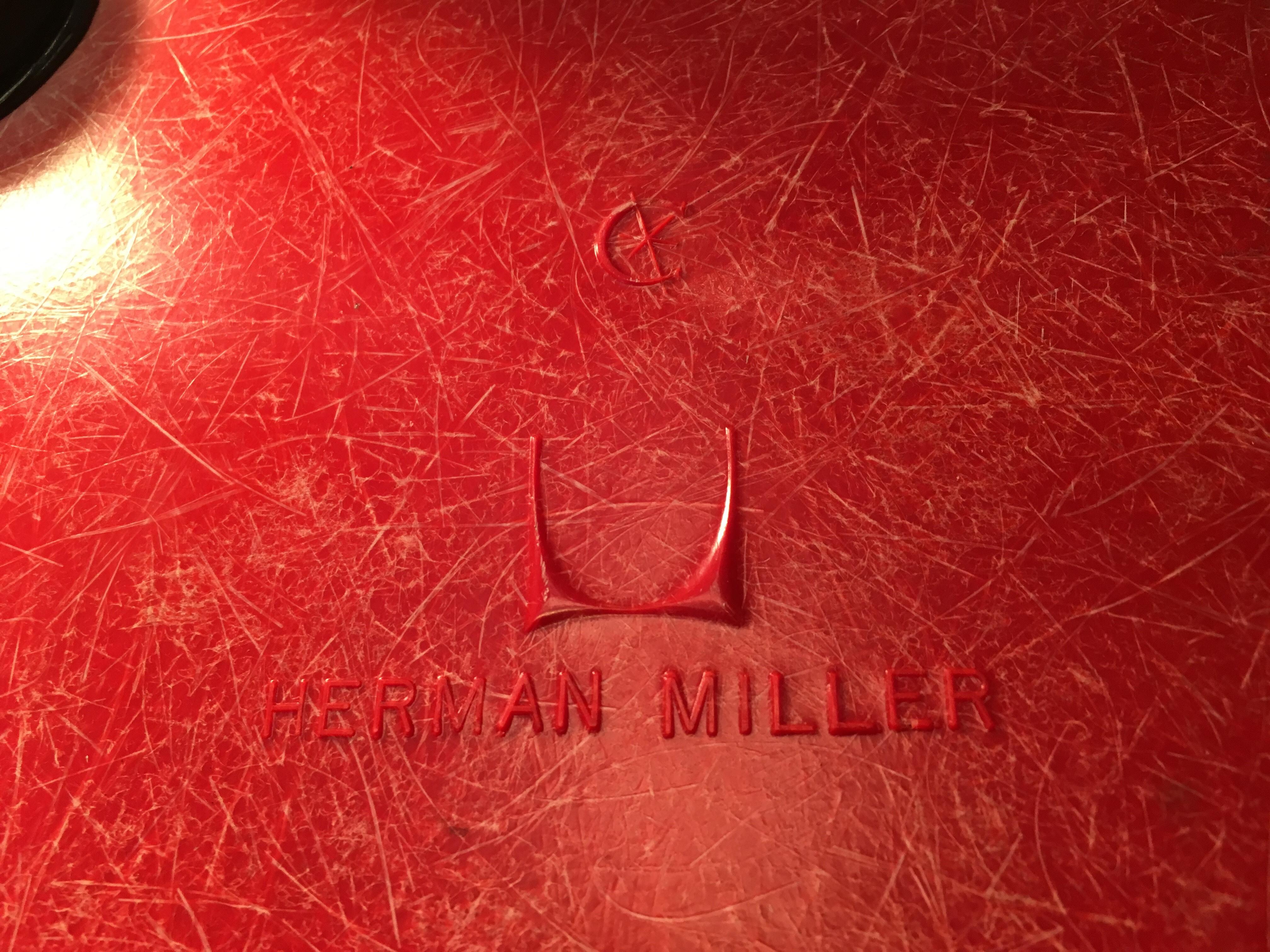 herman miller ハーマンミラー ヴィンテージサイドシェルチェア