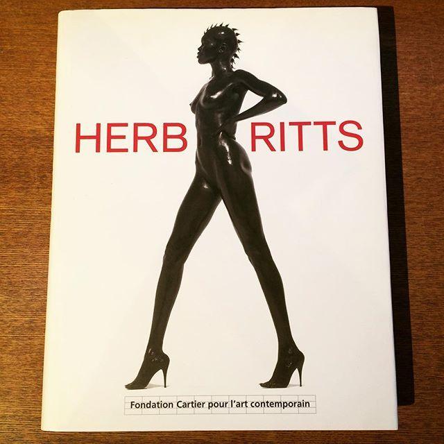 ハーブ・リッツ写真集「Herb Ritts」 - 画像1