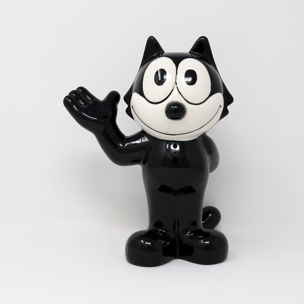 猫貯金箱(フィリックス・ザ・キャット)