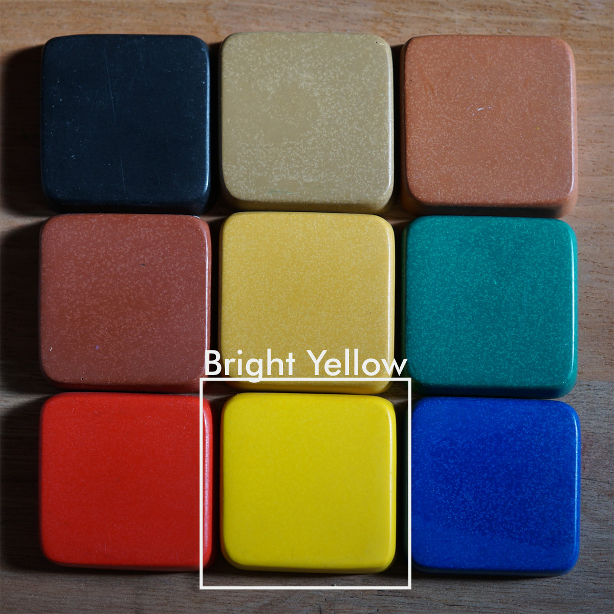 PIGMENT BRIGHT YELLOW 100g(着色剤:黄 100g) - 画像2