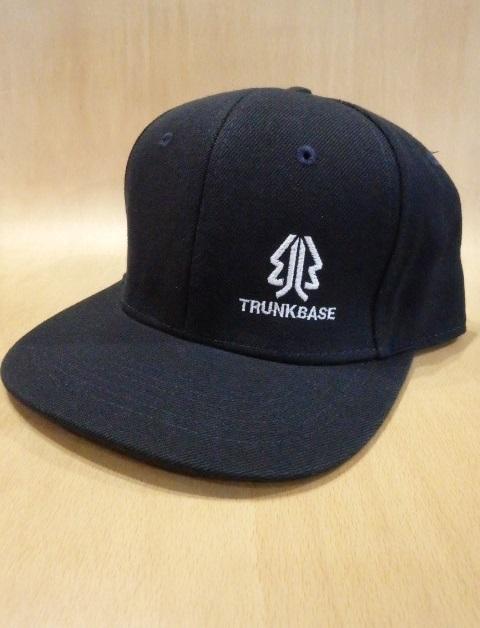 TRUNKBASE SNAPBACK CAP Navy