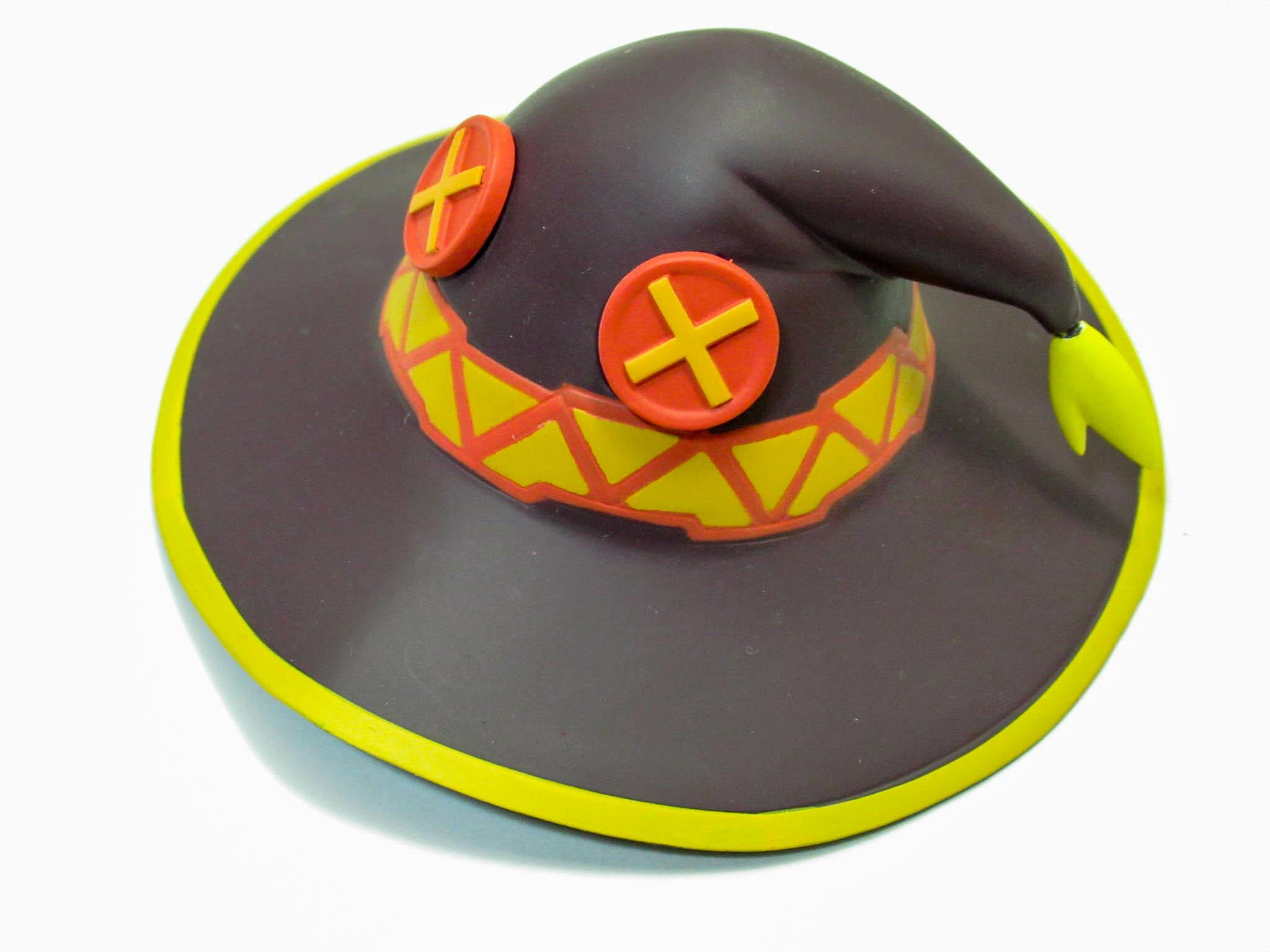 【725】 めぐみん 小物パーツ 帽子 ねんどろいど