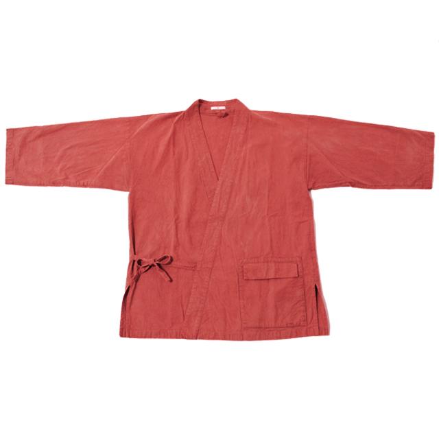 草木染め和布 紅緋
