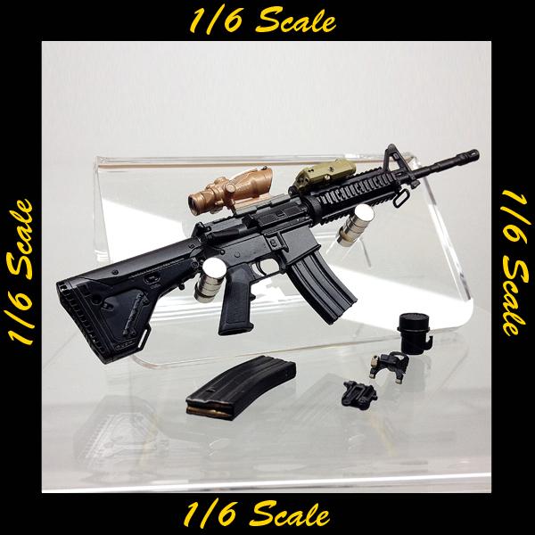 【02079】 1/6 Soldier Story M4 カービン