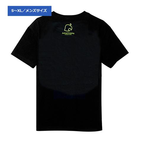 どうぶつの森 / DJ KK Tシャツ /  THE KING OF GAMES