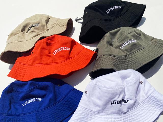 PROOF|Logo Bucket Hat