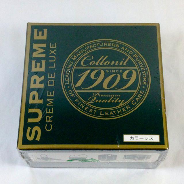 1909シュプリームクリームデラックス