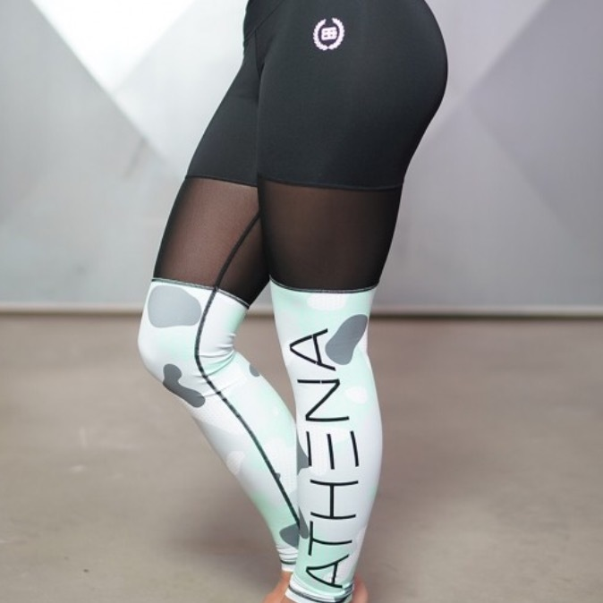 BODY ENGINEERS EOS Ceto Legging – Mint